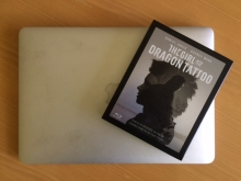 DVD cover The Girl With The Dragon Tattoo
