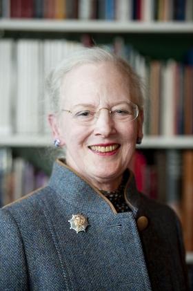 Margrethe II to Denmark